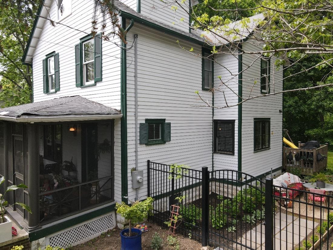 Taking On An Exterior Renovation For Our Historic Home: A Collaboration With James Hardie